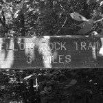 Yellowrock sign.