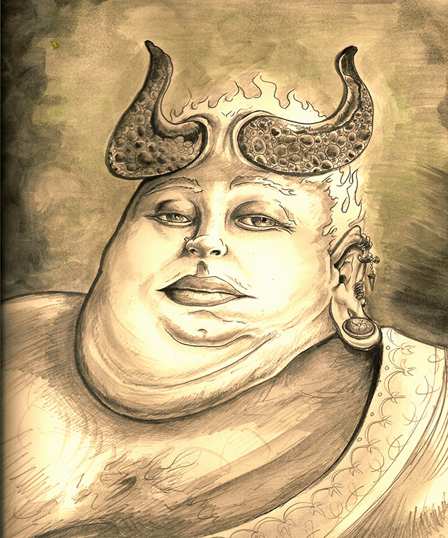 Khaliff, trade prince of Djinnim.