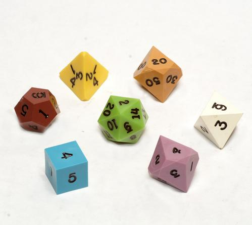 ugly dice